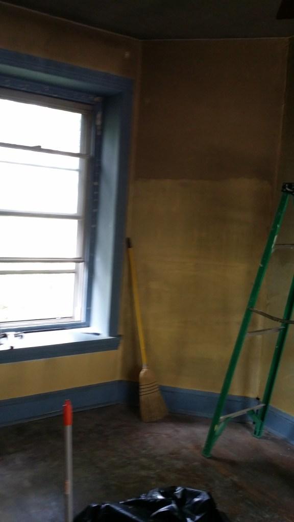 Bedroom Renovation Before 1