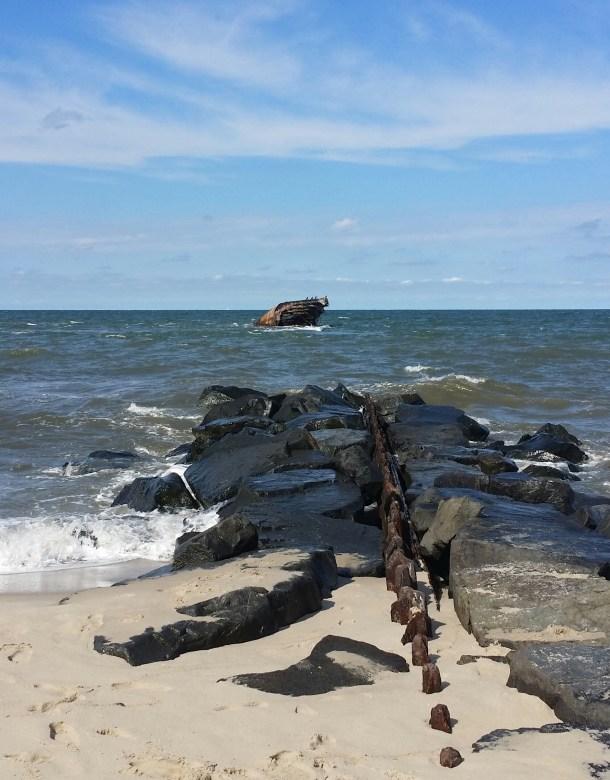 Cape May Shipwreck