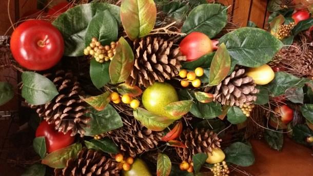 Thanksgiving Natural Elements