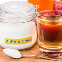 Exfoliating With Baking Soda and Apple Cider Vinegar- Spa Days at Home
