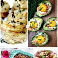 Hosting Easter Brunch: Make Ahead Brunch Dishes