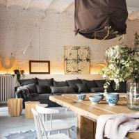 Fixer Upper Friday---Get Inspired: An Amazing Apartment In Barcelona