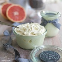 DIY Homemade Whipped Body Butter---Spa Days at Home