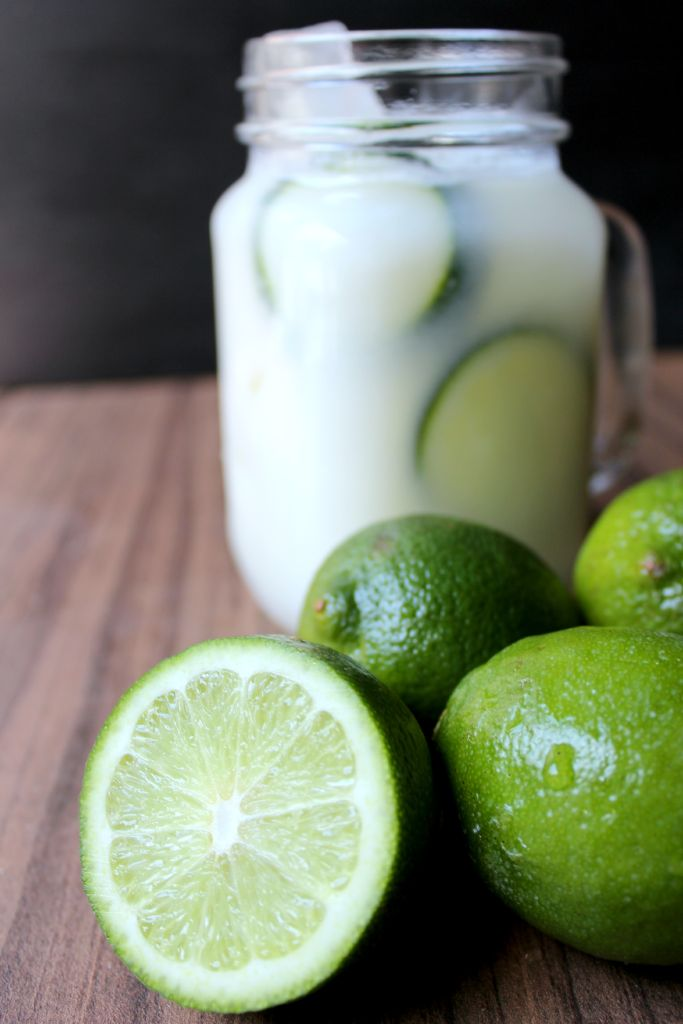 Try This---Brazilian Lemonade