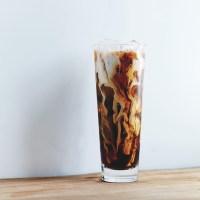 Try This--- Condensed Milk Iced Coffee (w/ vegan option)