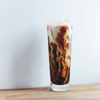 Try This--- Condensed Milk Iced Coffee (w/ vegan option)