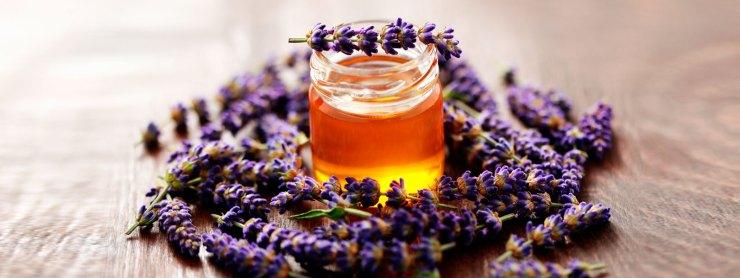 Try This---Honey Lavender Latte