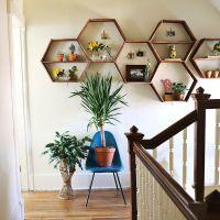 Fixer Upper Friday---Honeycomb Inspired Interiors