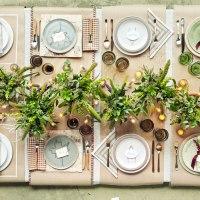 Elegant and Easy Thanksgiving Table Settings