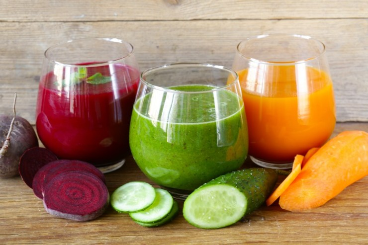 5 Simple Juicing Recipes to Restart Your System