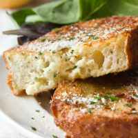 Try This---Savory French Toast