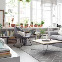 Scandinavian Inspired Interior---Fixer Upper Friday