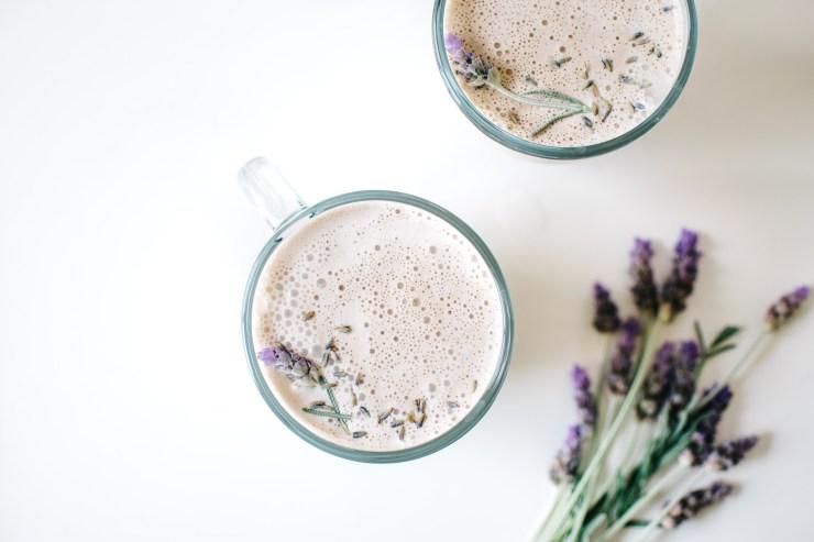 Lavender Bedtime Milk