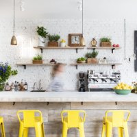 Design Inspiration--- The London Brunch Spot That'll Give You All the Feels