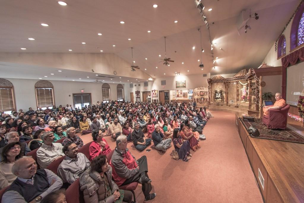 Arsha Bodha Hall 3
