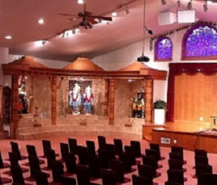 arsha bodha center temple 1