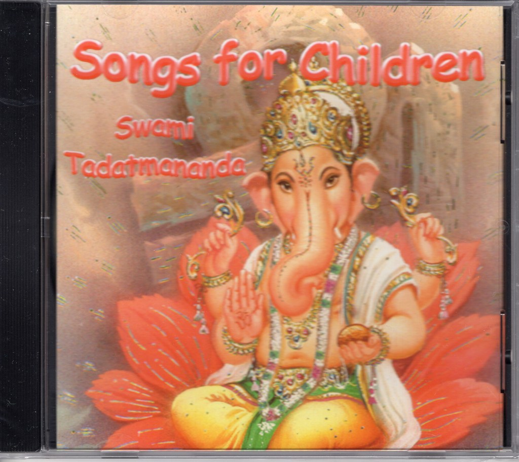 songs for children CD