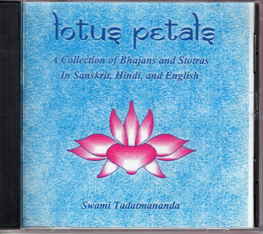 lotus petal CD