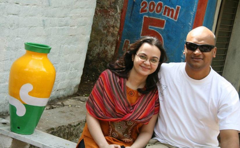 Arshad and Mariyam