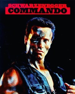 Commando - My Favorite Action Movie