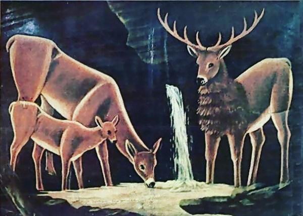 The Family of Deer