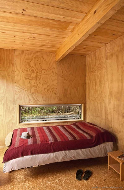 Desain Kamar Tidur Rumah Panggung Cek Bahan Bangunan Dekorasi kamar rumah kayu