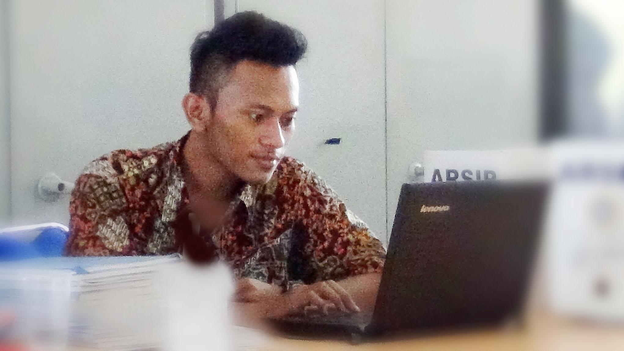 Muhammad Rofik, A.Md