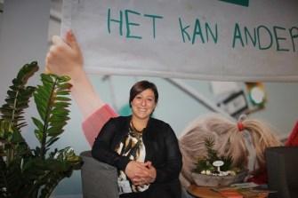 Partisini tırmanışa geçiren Groen Başkanı Meyrem Almacı bütçeyi topa tuttu