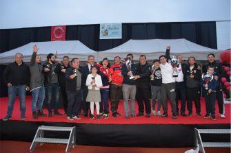 Futbolda centilmenlik ödülleri  Crossing Vétérans ve Petite Boule takımlarına verildi