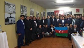 """""""Karabağ'da 3 Nesil 1 Soykırım"""" Fotoğraf sergisi Hocalı katliamının 26. yıldönümü nedeniyle tekrar sergilendi"""