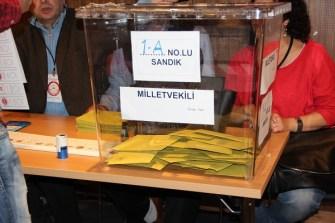 Belçika'da Türkiye için seçim sandıkları Anvers ve Brüksel EXPO binalarında kurulacak