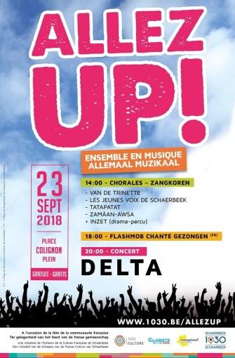 Allez Up! Festivali iptal edildi