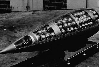 salkım bombası