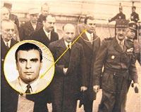 """Selahattin Ülkümen [consul de Turquie à Rhodes, qui en 1944 a sauvé des Juifs de la déportation et a par la suite été élevé au rang de """"juste""""]"""