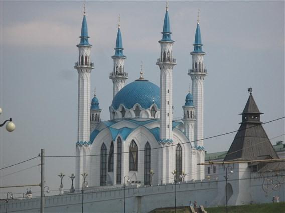Transibirya-Gunleri :Moskova-Kazan-Ekaterinburg-6