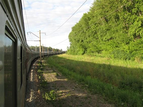 Transibirya-Gunleri :Moskova-Kazan-Ekaterinburg-5