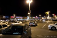 """""""BIG""""-ostoskeskus, joka ei kuitenkaan tuntunut kovin suurelta muihin verrattuna..."""