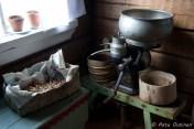 Tässä tilassa valmistetaan ruokaa 1930-luvun menetelmillä.