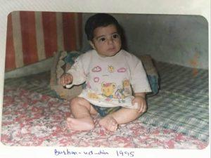 Burhan Uddin - Burhan Muzafar Wani