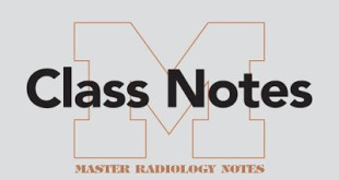 Master Radiology Notes