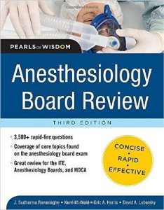 Anesthesiology Board Review 3rd Edition PDF