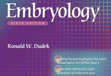BRS Embryology 6th Edition