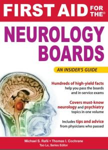First Aid for the Neurology Boards PDF