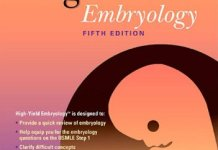 High Yield Embryology 5th Edition PDF
