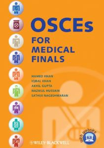 OSCEs for Medical Finals 2013 PDF