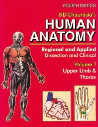 Bd Chaurasia Human Anatomy 5th Edition Pdf