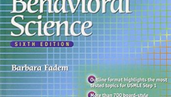 Brs behavioral science 7th edition pdf free download – cme & cde.