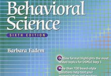 BRS Behavioral Science 6th Edition