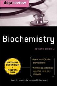 Deja Review Biochemistry 2nd Edition PDF