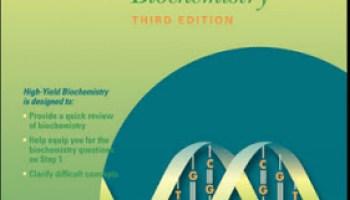 Rapid Review Biochemistry 3rd Edition Edward F  Goljan PDF